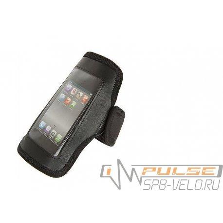 Держатель для смартфона M-WAVE(на руку)165х110мм/неопрен