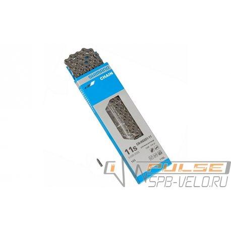 Цепь SHIMANO 105 CN-HG601 116L(11sp)ROAD/MTB/E-BIKE