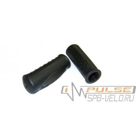 Ручки VELO VLG-749D2(92mm)black