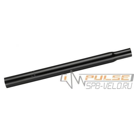 Штырь подседельный(25.4x350)сталь/черный