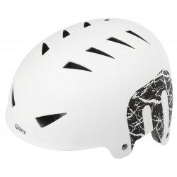 Шлем MIGHTY X-STYLE(L)60-63см(белый)