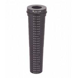 Калибр для подбора подседельного штыря BIKEHAND YC-510(25.0-34.9мм)