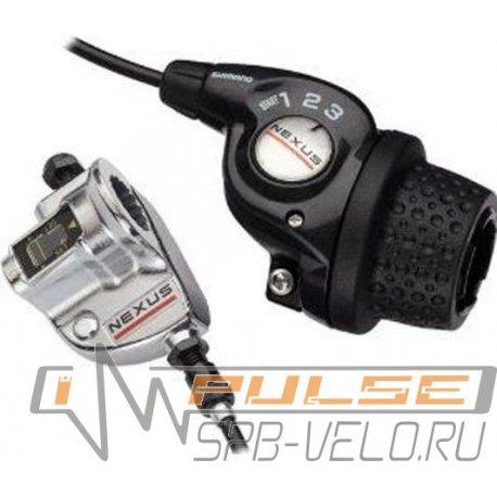 Шифтер R SHIMANO Nexus SL-3S35E(1800mm/3sp)bell crank 3