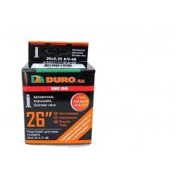 Камера DURO 26x1.75/2.125(47/57-559)A/V48mm