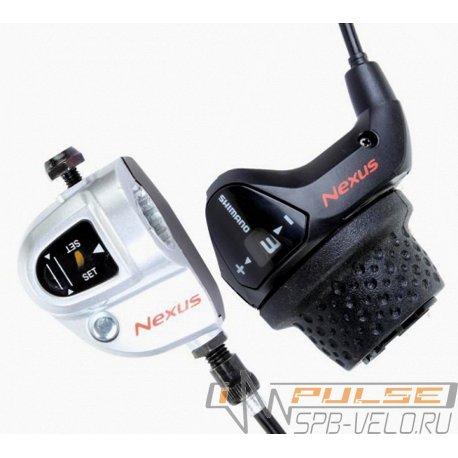 Шифтер R SHIMANO Nexus SL-3S41E(1800mm/3sp)