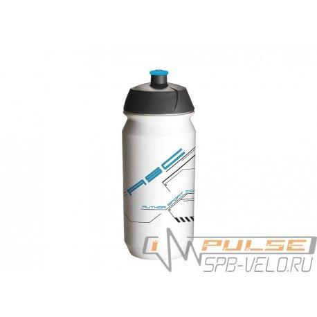 Фляга AUTHOR Tacx X9 0.6L(бело-синяя)