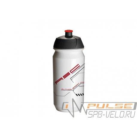 Фляга AUTHOR Tacx X9 0.6L(бело-красная)