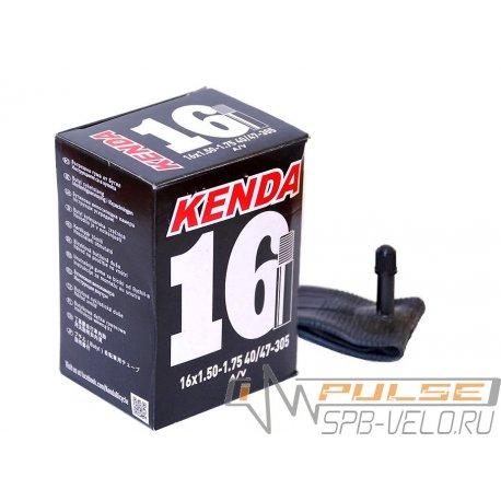 "Камера KENDA 16""x1.50/1.75(40/47-305)A/V"