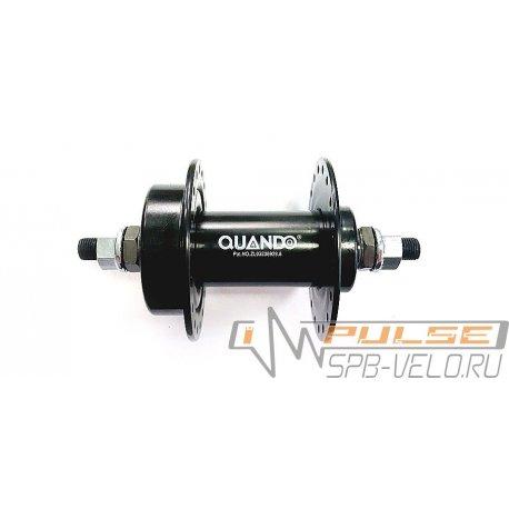 Втулка передняя QUANDO KT-M68F(32H/disc)black