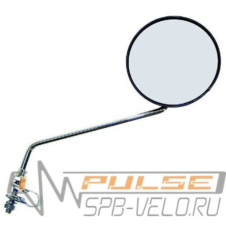 Зеркало круглое (серебр.)105mm