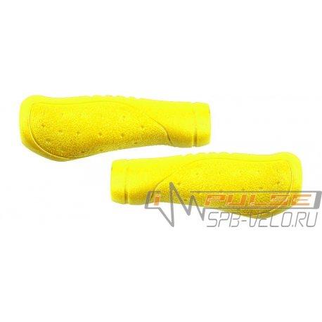 Ручки ERGOGEL(125mm)желтые