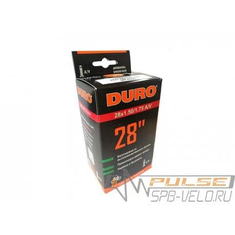 """Камера DURO 28""""х1.50/1.75(37/47-622)A/V"""