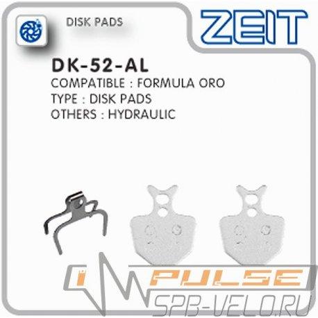Колодки disc ZEIT DK-52AL(Formula ORO)