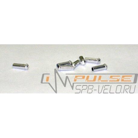 Наконечник тросика тормоза ALLIGATORC LY-IPA02(2x10,3mm)