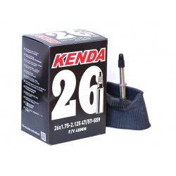 "Камера KENDA 26""x1.75/2.125(47/57-559)F/V48mm"