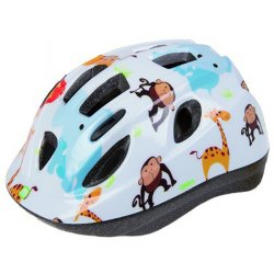 Шлем детский MIGHTY(S)48-54см(белый)