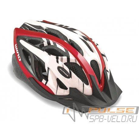 Шлем AUTHOR Wind 142(Red) 58-62cm