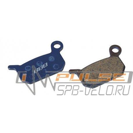 Колодки disc BBB BBS-65(Formula B4 hydraulic/Racing XC/Extreme FR/DH/B4/Team/Pro PL/Grimeca System 13 hydraulic)