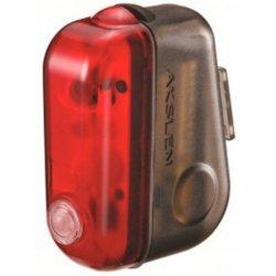 Фонарь задний AKSLEN TL-80(3 red leds/3 modes)