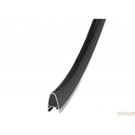 Обод M-WAVE 700C(622х15x40)CSW/32H/black(SINGLESPEED/FIX)