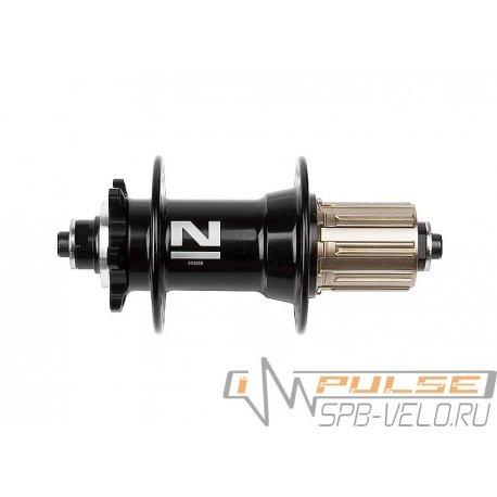 Втулка задняя NOVATEC D812SB(32H/QR/disc/8/9sp)sealed bearing