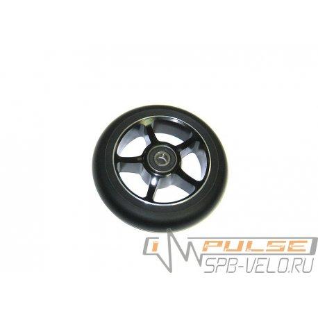 Колесо для самоката 100мм SUB(abec9)AL/black