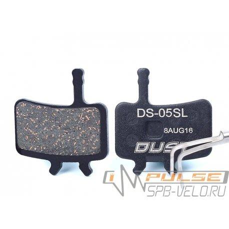 Колодки disc DUST DS-05S(ALL JUICY MODELS/AVID MECHANICAL BB7)