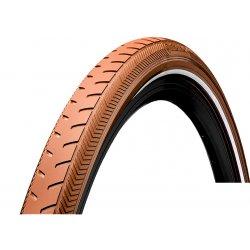 "Покрышка Continental 28x1""3/8x1""5/8(37-622)C317 RIDE Classic(коричневая/п/слик)"