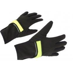 Перчатки AUTHOR WINDSTER  SHELL X7 (black/neon)XL